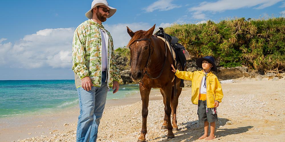 7分袖UVTシャツ