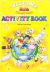 WELCOME to Learning World YELLOW BOOK アクティビティーブック