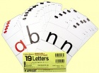 【新価格】Click on Phonics 19 Letters (24枚入)